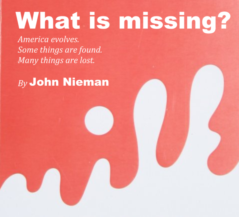 what is missing book cover